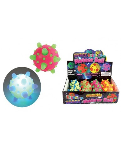"2"" Light Up Meteor Ball"