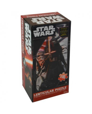 Star Wars Ep. 7 Lenticular 3D Puzzle
