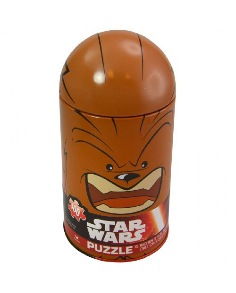 Star Wars Ep. 7 Bullet Shaped Tin Puzzle