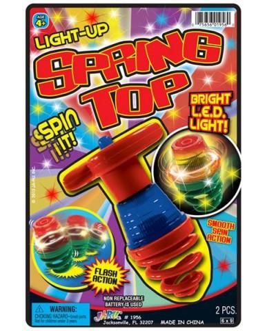 Light Up Spring Top