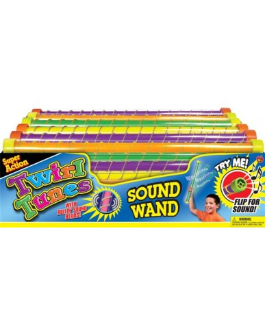 "16"" Twirl Tunes Sound Wand"