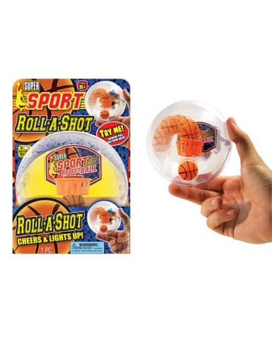 Roll-A-Shot Basketball Game