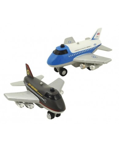 "4"" Light & Sound Chunky Jumbo Jet"