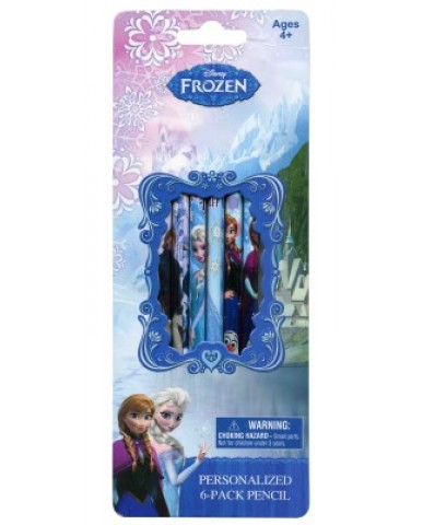 Disney Frozen 6-Pack Boxed Wood Pencils