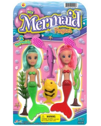 Mermaid Play Set