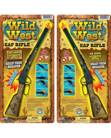 Wild West Cap Rifle