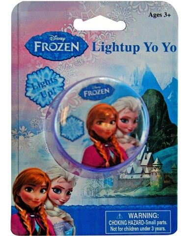 Disney Frozen Light-Up Yo-Yo