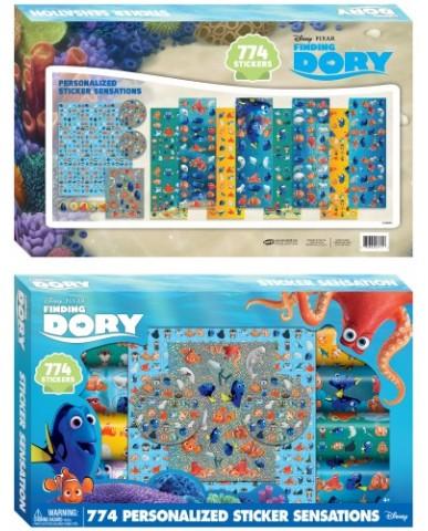 Finding Dory Sticker Sensations