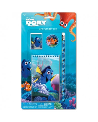 Finding Dory 4-pc Study Kit