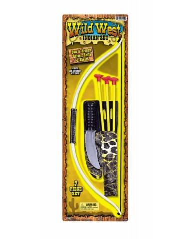 Wild West Bow & Arrow Set