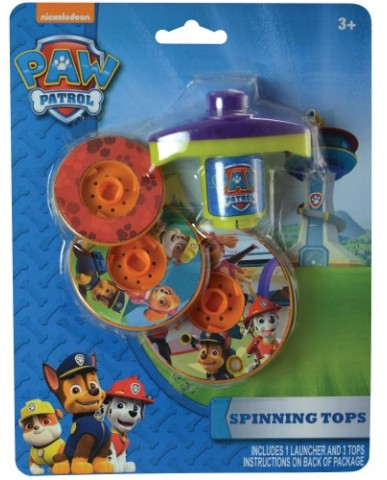 Paw Patrol Stacking Tops