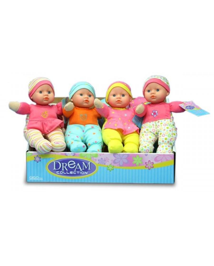 "9"" Soft Baby Doll"