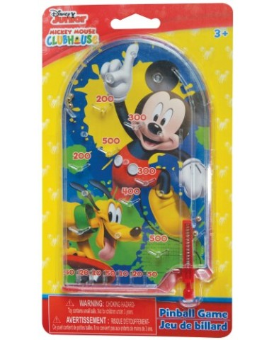 Mickey Pinball Machine Game