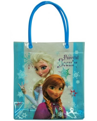 Disney Frozen Clear Mini Tote Bag