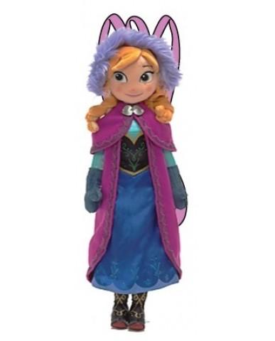 "Disney Frozen 17"" Anna Plush Backpack"