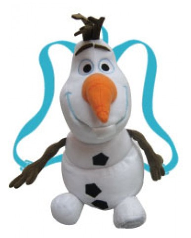 "Disney Frozen Olaf 17"" Plush Backpack"