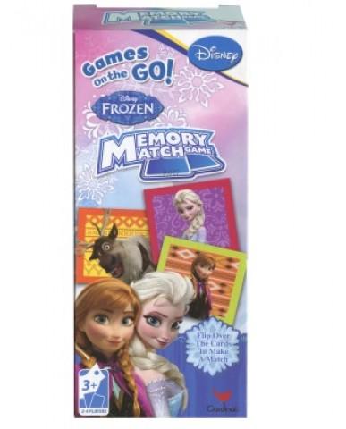 "Disney Frozen 3.5"" x 7"" Memory Match Game"