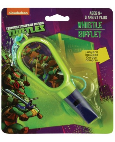Teenage Mutant Ninja Turtles Shaped Whistle