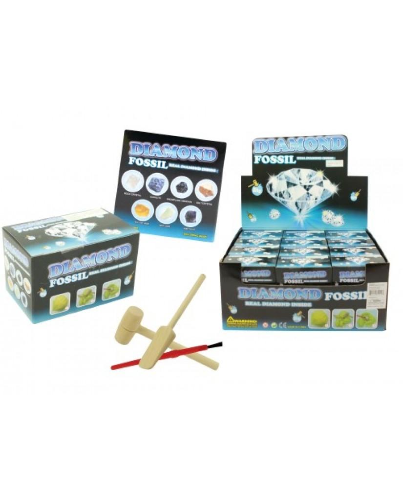 Diamond Fossil Dig Kit