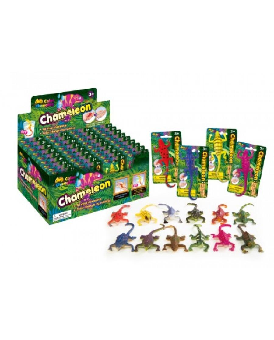 Color Changing Chameleons