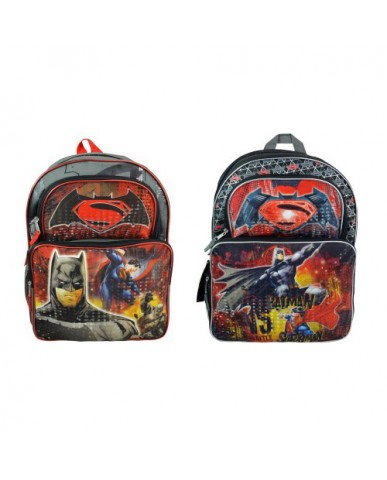 "Batman vs. Superman 16"" Backpack"