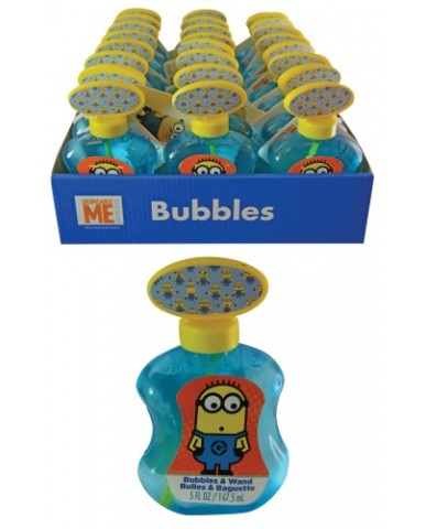 Minions 5 oz. Cologne Bottle Bubbles