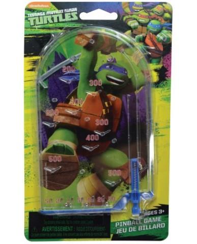 Teenage Mutant Ninja Turtles Pinball Machine Game