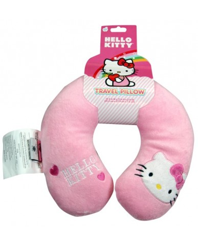 Hello Kitty Plush Neck Pillow