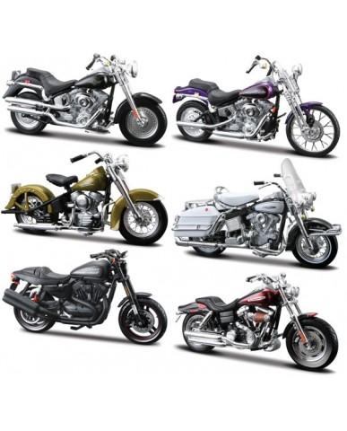 "7"" Harley-Davidson Motorcycle Series #29"
