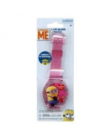Minions Lip Gloss Watch