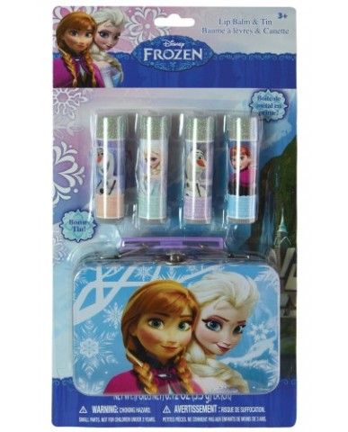 Disney Frozen 4-PK Tube Lip Balm