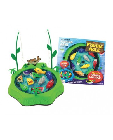 Motorized Fishing Game Play Set