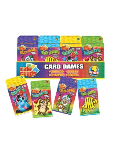 "3.5"" x 5"" Kids Cards Games"