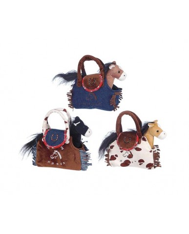 Western Pony In-A-Purse