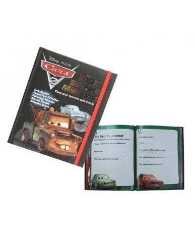 Disney Cars 2 Top Secret Missions Book of Secrets