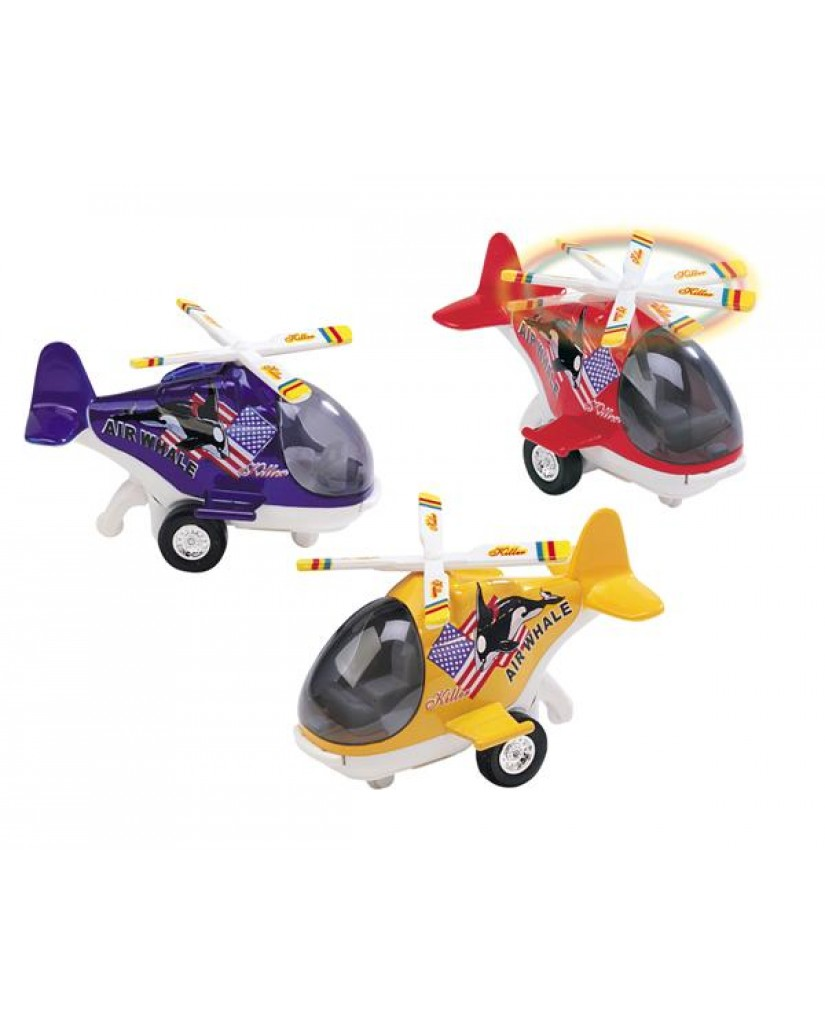 "3.75"" Air Whale Copter"