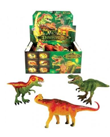 """7"""" - 8"""" Realistic Dinosaur Figurine"""