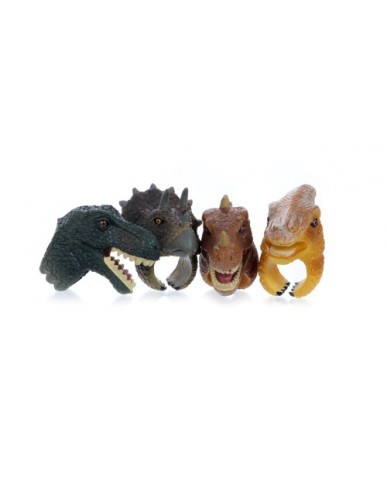 Assorted Dinosaur Rings