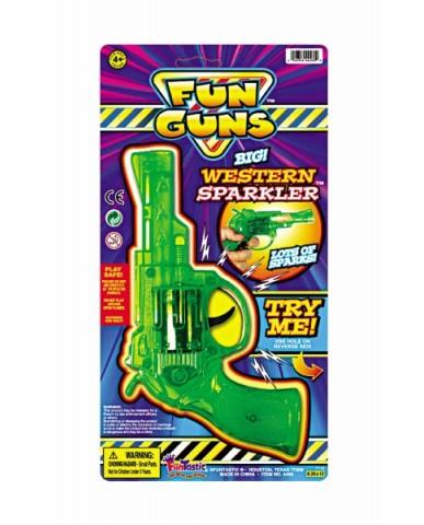 Western Sparkler Pistol