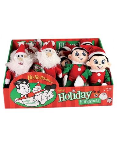 Flingshot Christmas Fun Center