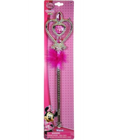"Disney Minnie ""Bowtique"" Maribou Wand"