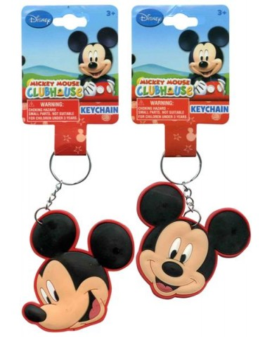 Disney Mickey Laser Cut Key Chains