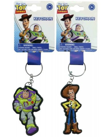 Disney Toy Story Laser Cut Key Chains