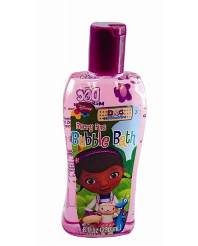Doc McStuffins Bubble Bath