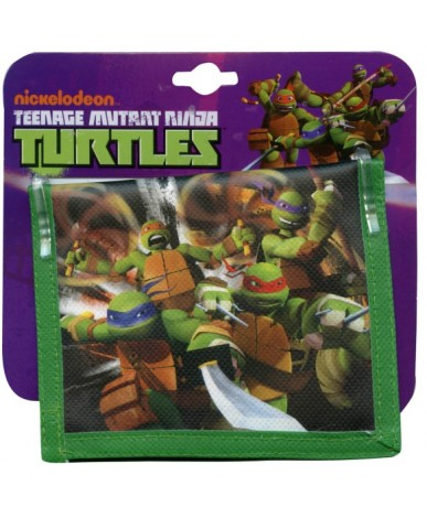 Teenage Mutant Ninja Turtles Wallet