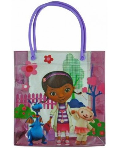 Doc McStuffins Clear Mini Tote Bag