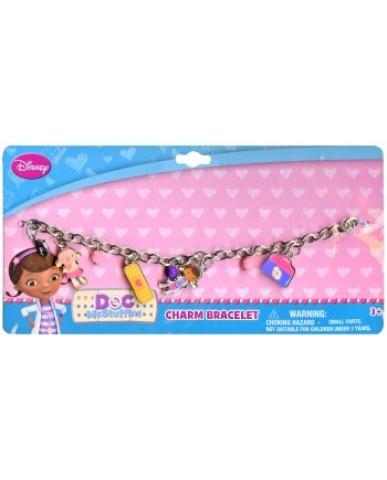 Doc McStuffins Charm Bracelet