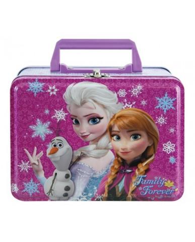 Disney Frozen Large Tin Box with Handle