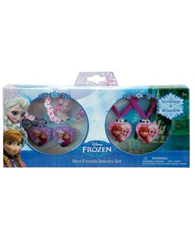 Disney Frozen Best Friends Jewelry Set