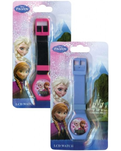 Disney Frozen Digital Watch